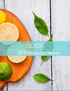 Spring cleanse cover